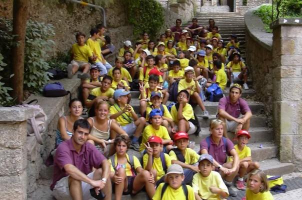 Sortida 2 dies. Colònies a Montserrat. Tot inclòs (amb autocar).