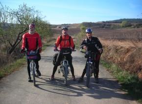 Camino de Santiago. A peu o en bicicleta.