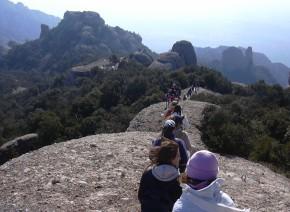 Sortida 1 dia a Parc Natural de Montserrat. Tot inclòs (amb autocar).